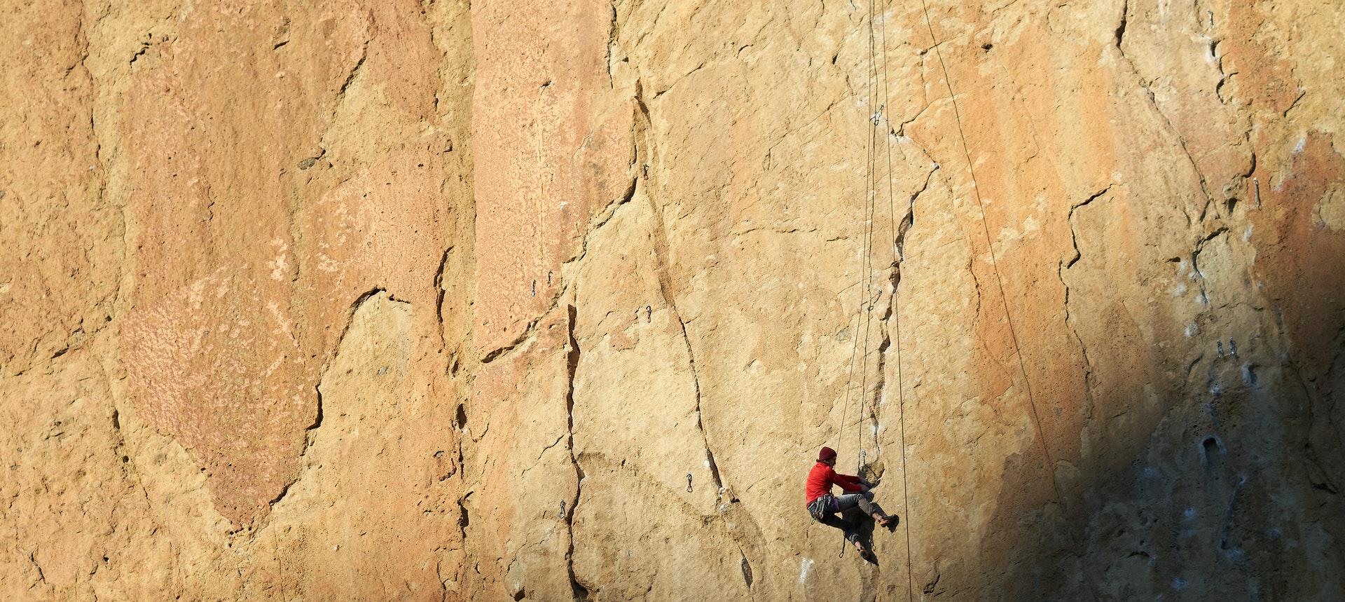 Klettern - Sicherheit