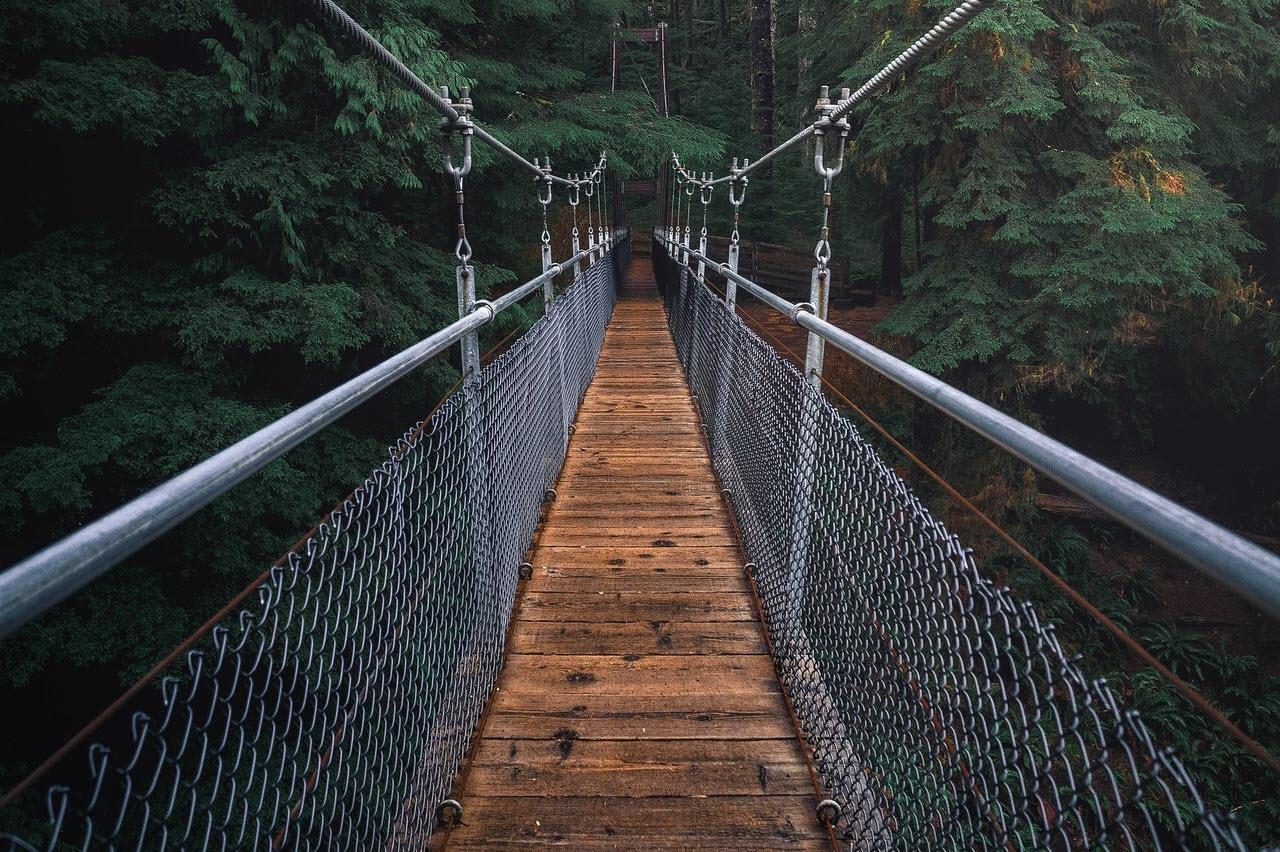 Hängebrücke M